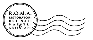 R.O.M.A. | Timbro - Associazione fra osti e artigiani di qualità e verità a Roma | Enogastronomia artigiana e smart #RomaOstinati