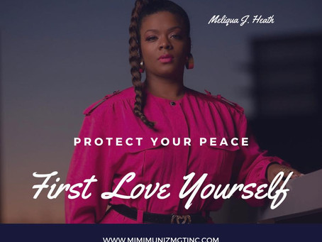 Day 3 of 31 Days To First Love Yourself: ꧁Protect Your Peace