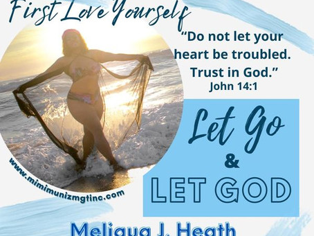 Day 5 of 31 Days To First Love Yourself:꧁ Let Go & Let God