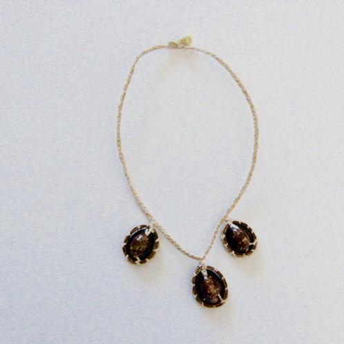 Three Shell Necklace Kiribati