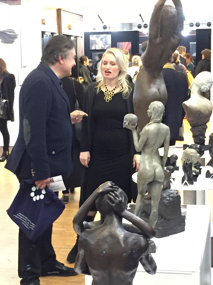 International exhibition, Louve Museum