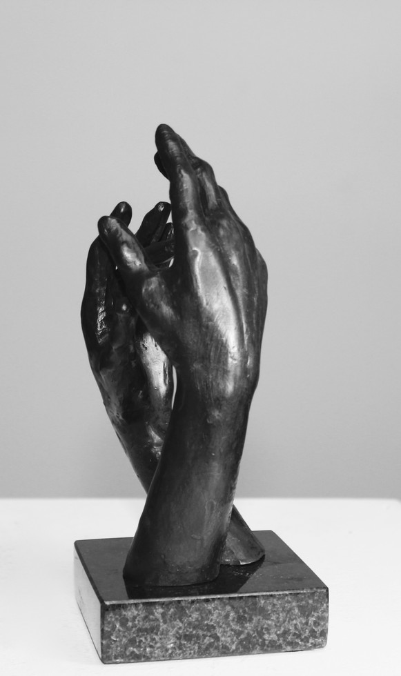 Gesture of Two Graceful Hands