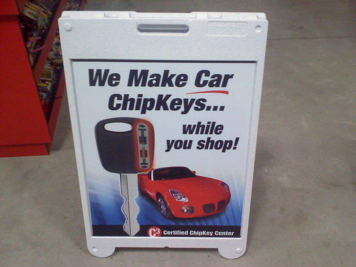 We Make Chipkeys