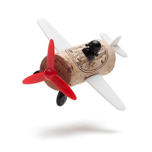 Monkey Business Corkers Classics 紅酒軟木塞玩偶勇敢的飛行員柯提思船長
