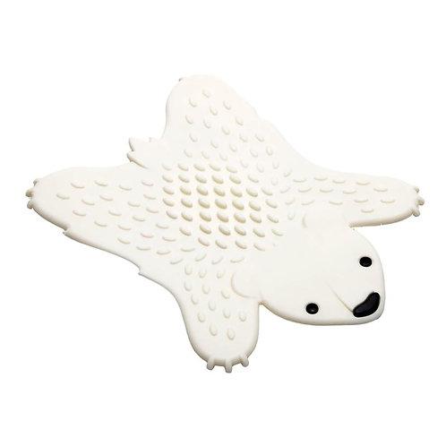 OTOTO GRIZZLY 懶熊防滑隔熱墊白色