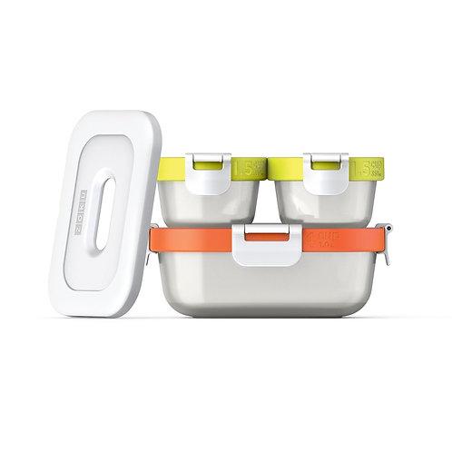 ZOKU Neat Stack 可嵌式雪種保冷食物盒套裝(7件裝)