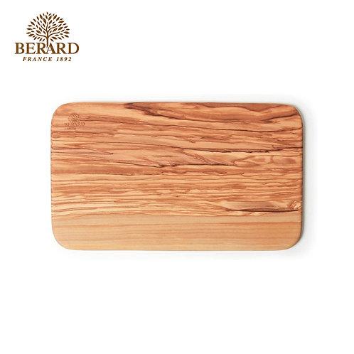 Berard 橄欖木長方形砧板 35cm x 20cm