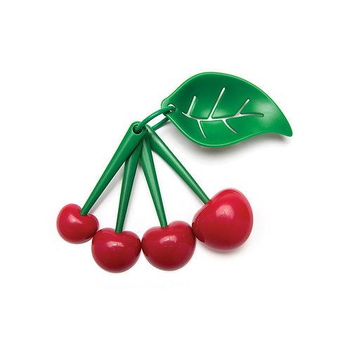 OTOTO MON CHERRY 車厘子量匙和蛋黃蛋白分離器