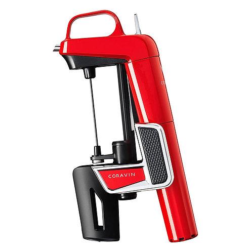 Coravin Model 2 Elite 紅酒取酒器套裝 - 紅色