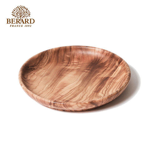 Berard 橄欖木餐碟/盤 18cm