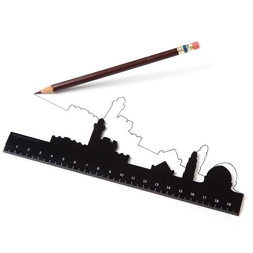 Monkey Business Skyline Ruler 間尺耶路撒冷
