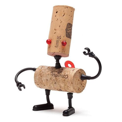 Monkey Business Corkers Robots 紅酒軟木塞玩偶機械人尤里