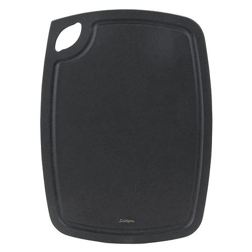 Cuisipro 纖維木砧板/餐盤 31.4cm x 23cm - 石板黑
