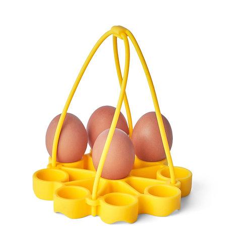 Cuisipro 矽膠烚蛋托籃