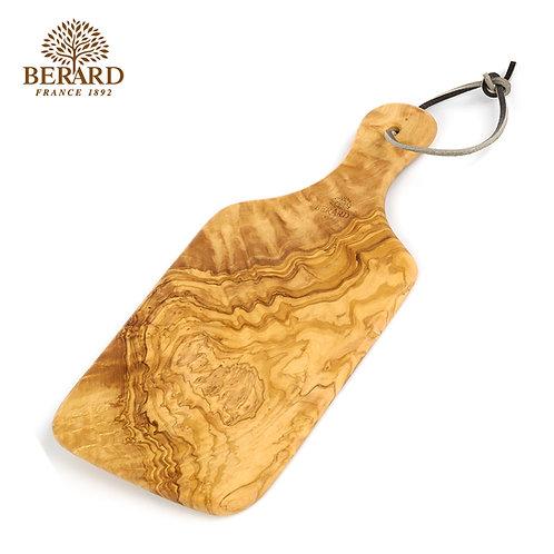 Berard 橄欖木帶手柄砧板/餐盤 29cm x 14cm