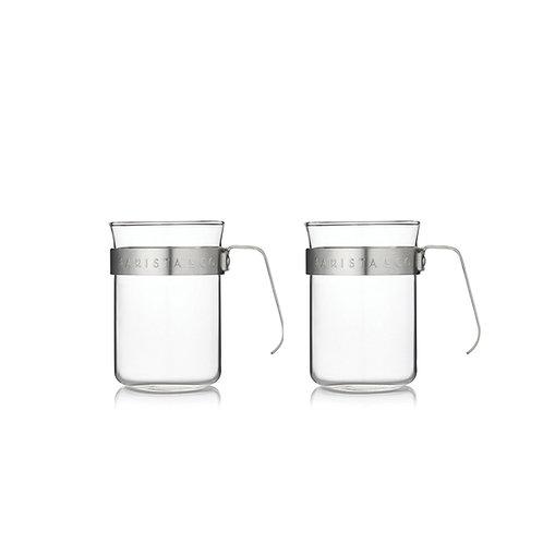 Barista & Co 玻璃咖啡杯(2隻)