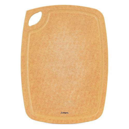 Cuisipro 纖維木砧板/餐盤 31.4cm x 23cm - 淺木色