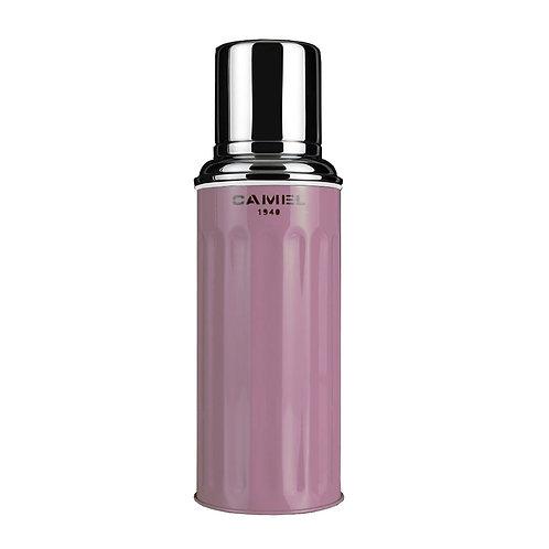 駱駝牌 Camel 112 雙層真空玻璃膽保溫瓶 450ml - 粉紅色 112PK