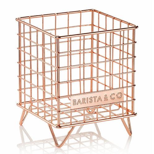 Barista & Co 咖啡膠囊儲存器 - 銅色