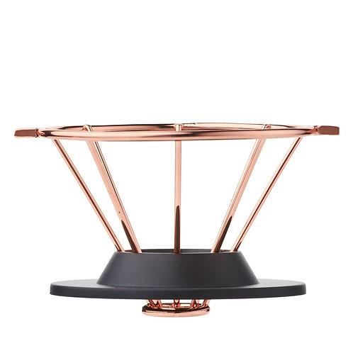 Barista & Co 環形咖啡濾紙架 - 銅色