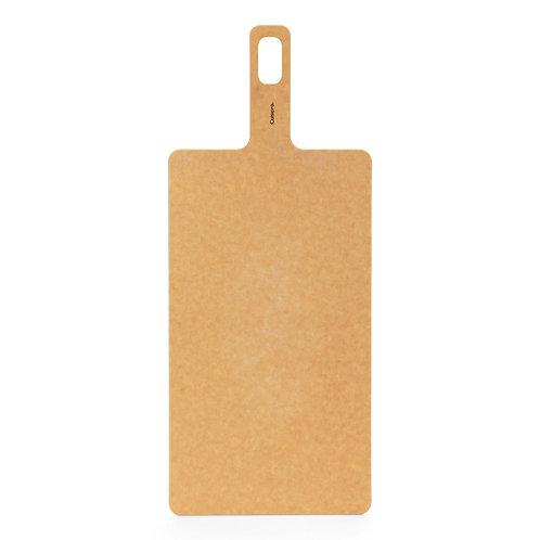 Cuisipro 纖維木帶手柄餐盤/砧板 - 淺木色