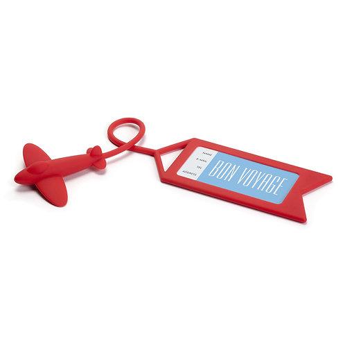 OTOTO TAG ME 和你飛行李吊牌紅色