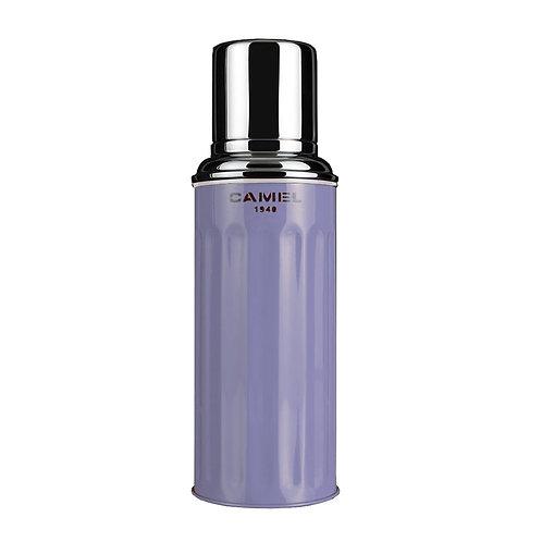 駱駝牌 Camel 112 雙層真空玻璃膽保溫瓶 450ml - 淺紫色 112LP