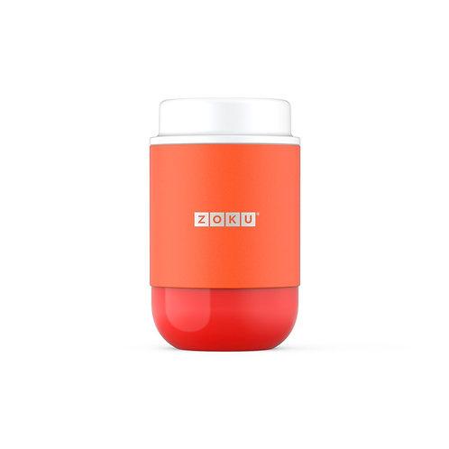 ZOKU 真空不鏽鋼食物罐 475ml - 木瓜橙