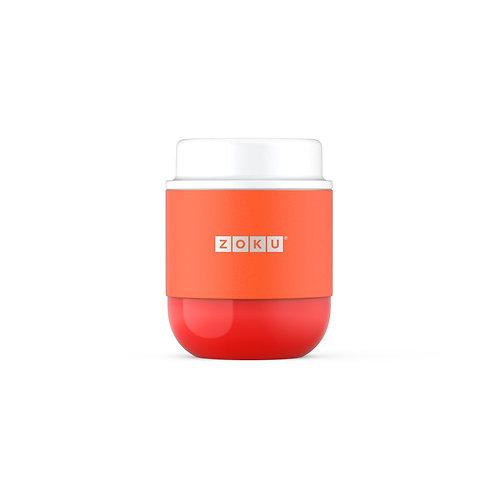 ZOKU 真空不鏽鋼食物罐 295ml - 木瓜橙