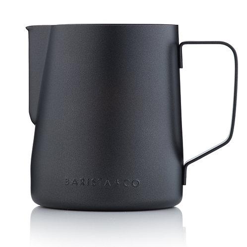 Barista & Co 不銹鋼奶壺(420ml) - 黑色