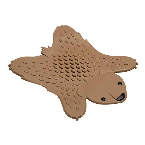 OTOTO GRIZZLY 懶熊防滑隔熱墊啡色