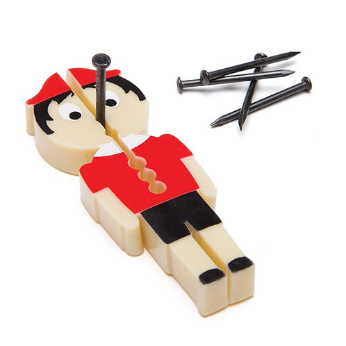 Monkey Business Nail It 小木偶錘頭揼釘手指保護器