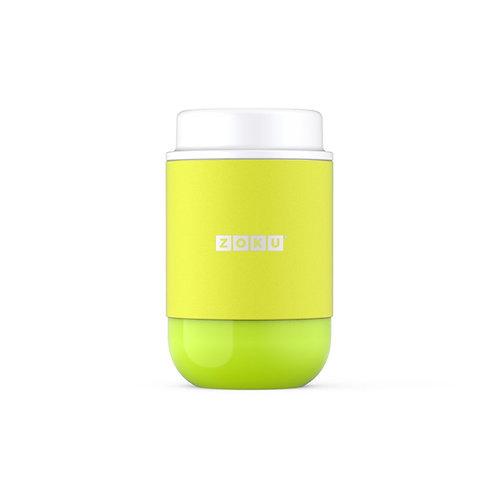 ZOKU 真空不鏽鋼食物罐 475ml - 青檸綠