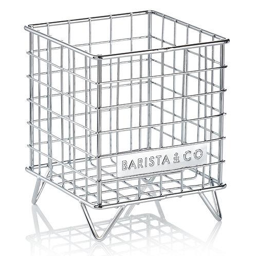 Barista & Co 咖啡膠囊儲存架 - 不銹鋼色
