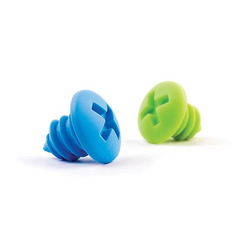 OTOTO BOTTLE SCREWS 矽膠螺絲酒塞 - 藍色 & 綠色