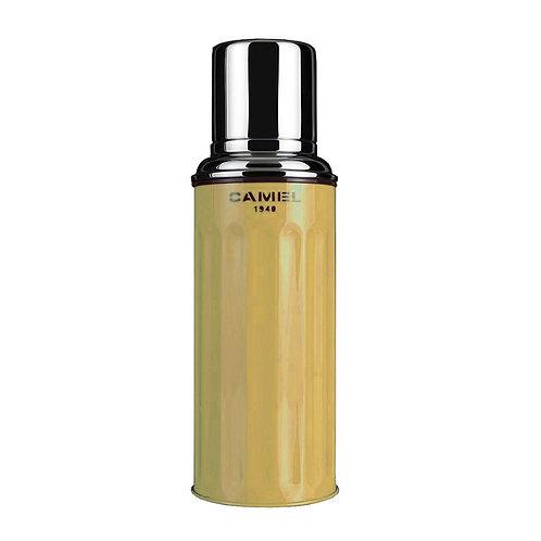 駱駝牌 Camel 112 雙層真空玻璃膽保溫瓶 450ml - 芥末黃 112MY
