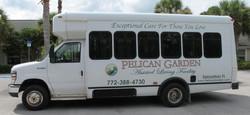 Pelican Garden Van