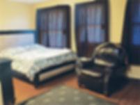 Private or semi-private rooms