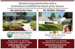Dixie Oak Manor and Pelican Garden