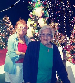 Residents enjoy visiting Festival of Trees