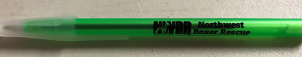 NWBR Ballpoint Pens (Qty 25)