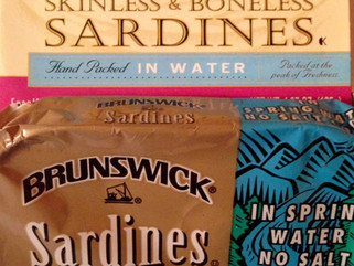 Sardines? YUM! *recipe*