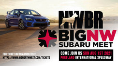 Meet Up with NWBR at the Subaru Expo Aug 1