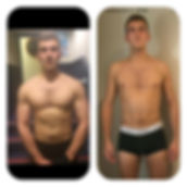 Hard gainer Shane Corderoy progress.jpgB