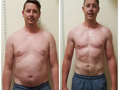 12 week Transformation Package