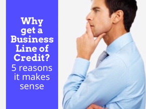 Why choose a Business Line of Credit?