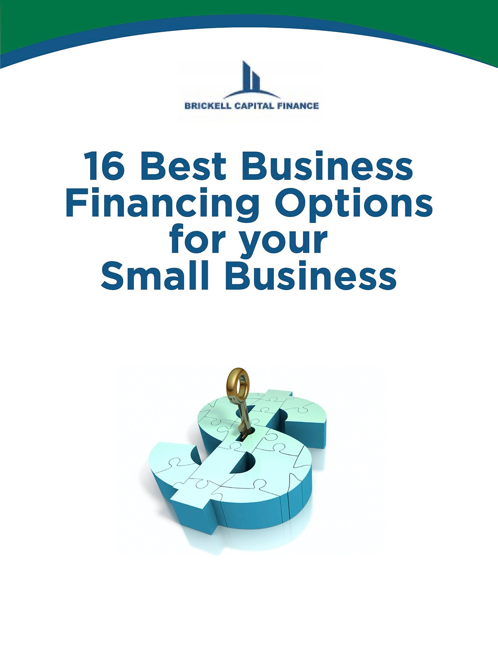 16 Best financing options for small businesses