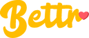 Logo jaune de l'application Bettr