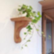 壁面本棚,オーダー家具,造作家具,無垢