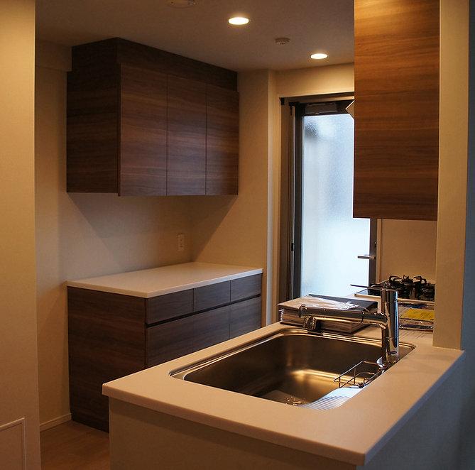 オーダー家具、キッチン、キッチン収納